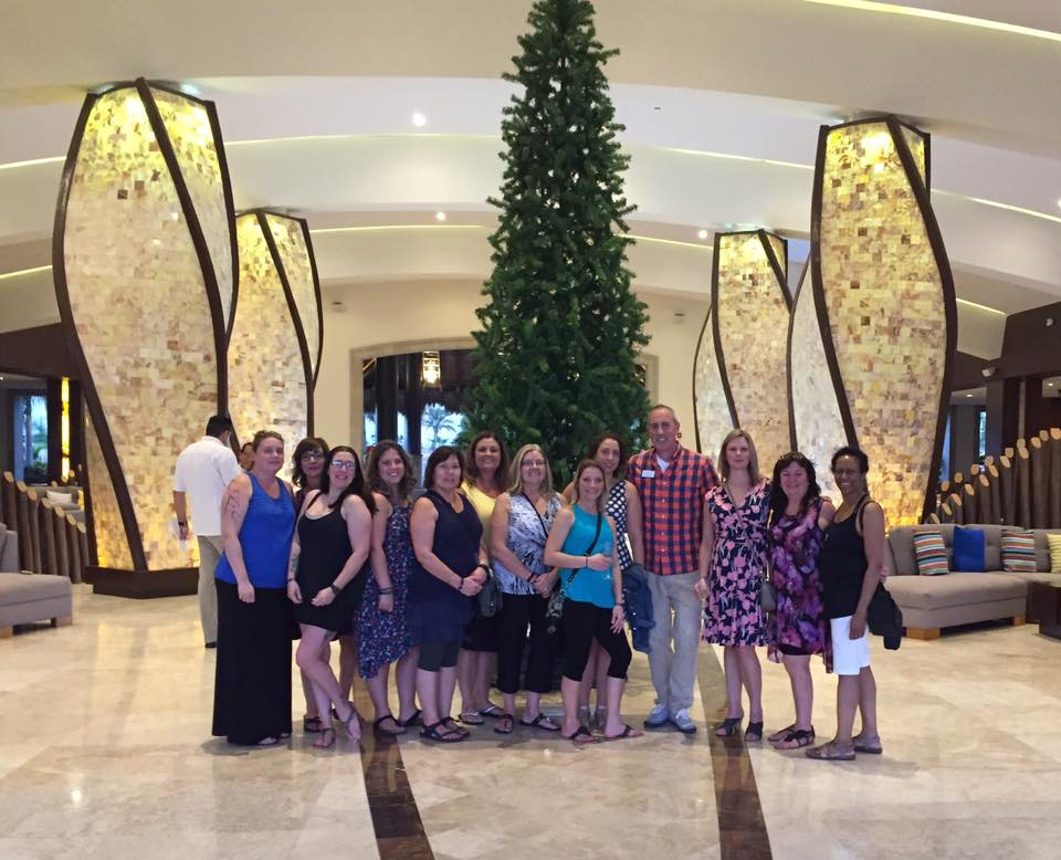 Travel Agents on FAM Trip in Los Cabos