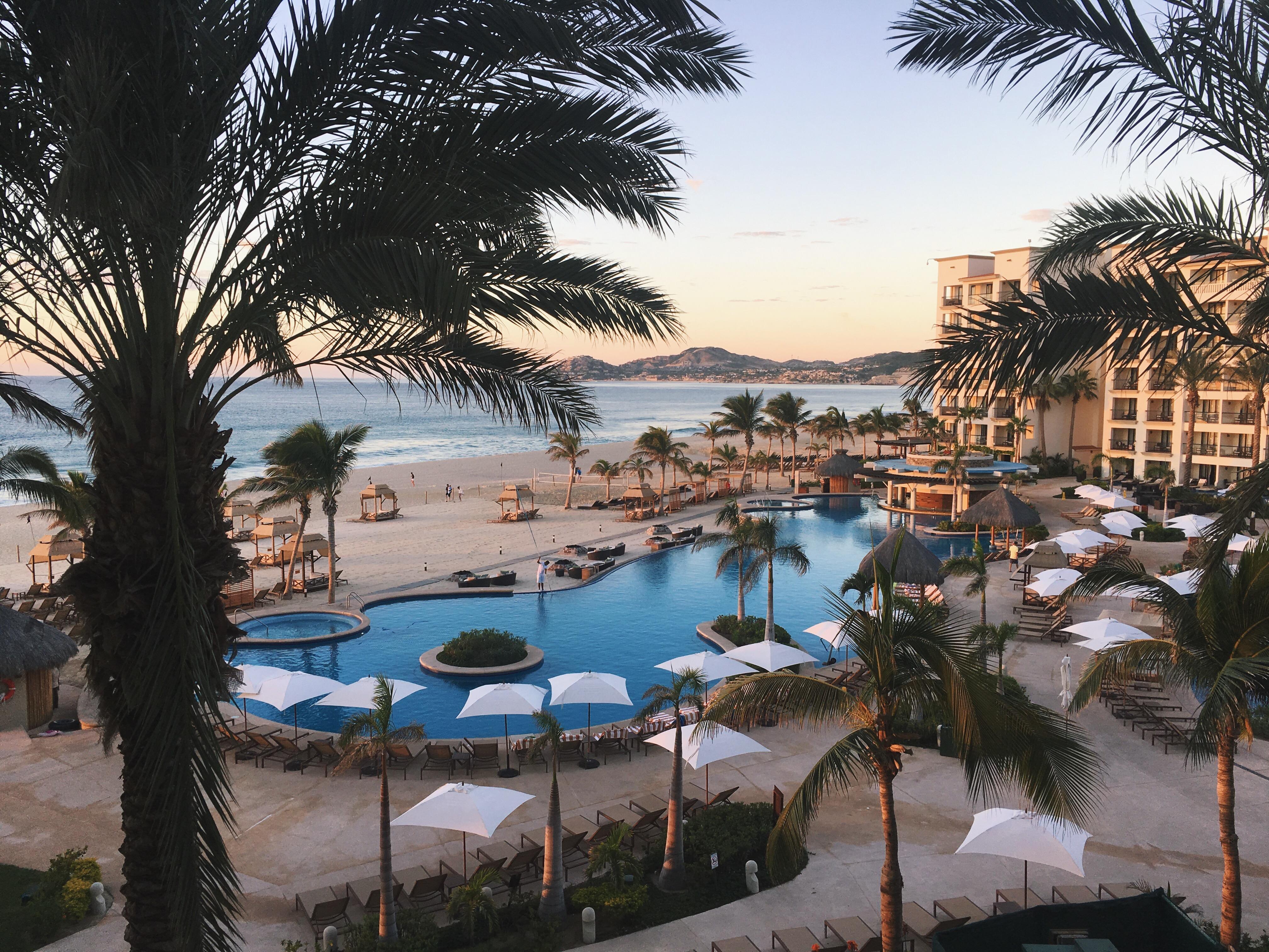 View from Hyatt Ziva Los Cabos Room